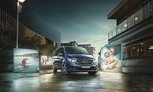 Mercedes La Teste : test pour vous mercedes classe v pour toute la famille plurielle ~ Maxctalentgroup.com Avis de Voitures