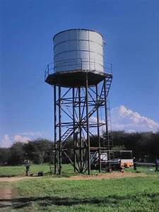 Elevated Water Tanks  U0026 Stands