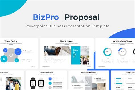bizpro powerpoint business template