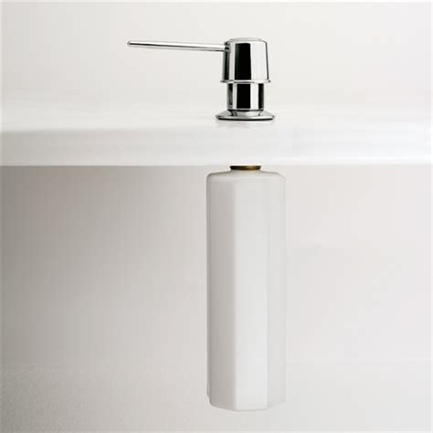 Soap Counters by Counter Top Liquid Soap Dispenser 090594