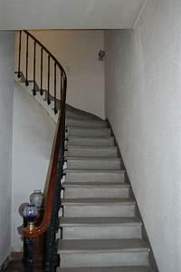 idee de couleur pour une montee d39escaliers With quelle couleur pour un escalier