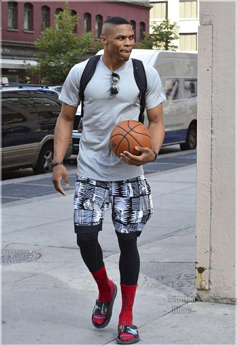 Russell Westbrook Thunder Up Westbrook Fashion