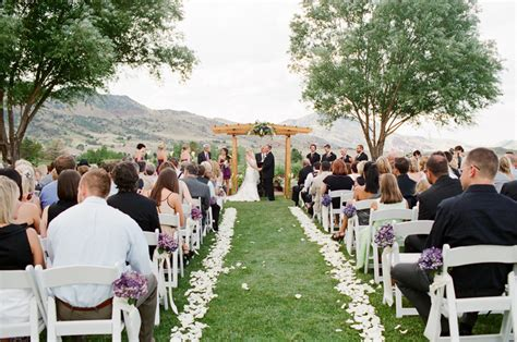 Red Rocks Wedding In Colorado
