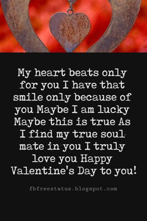 Valentines Day Poems For Him to Express Your Feelings ...