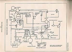 Allis-chalmers 300 Series Wiring Diagrams - Allis    Simplicity - Gallery