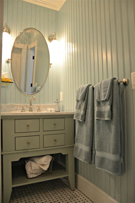 bathroom ideas with beadboard delightful floor to ceiling beadboard decorating ideas in