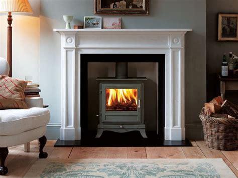 antique morso wood burning stove  custom fireplace