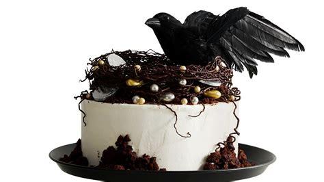 ravens nest cake