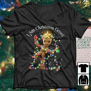 Baby Groot dance I am Christmas Groot sweater, shirt and ...