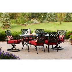 fancy better homes and gardens wrought iron patio