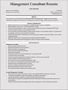management consulting resume examples for microsoft word With consulting resume
