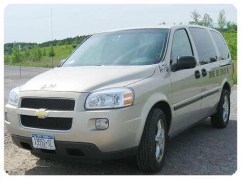 2008 Chevrolet Uplander Van 6 Passenger