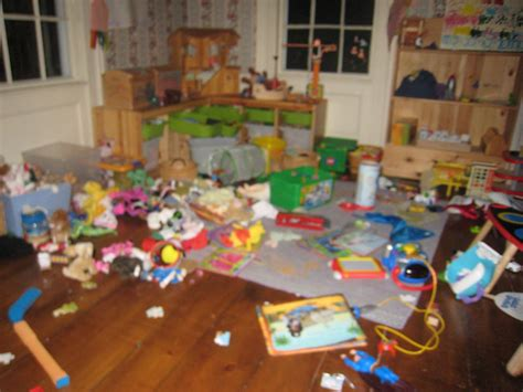 Toy Room Purge