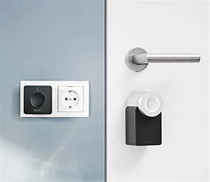 Elektronisches Türschloss Wlan : nuki combo elektronisches t rschloss smart lock und bridge das smart home abcdas smart ~ Yasmunasinghe.com Haus und Dekorationen