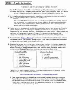 sebs 401k cancellation procedures With 401k documents