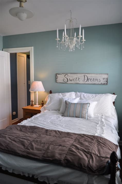 Bedroom  Wall Painting (love This Color, Just Reminds Me