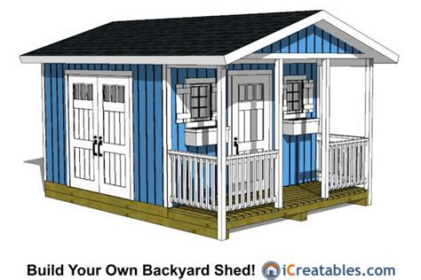 12x16 Storage Shed Ideas by 16 16 Gambrel Shed Studio Design Gallery Best Design