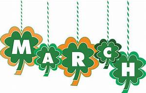 Royalty Free March Month Clip Art, Vector Images ...