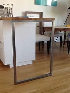 Pied De Table : galerie photos ~ Teatrodelosmanantiales.com Idées de Décoration