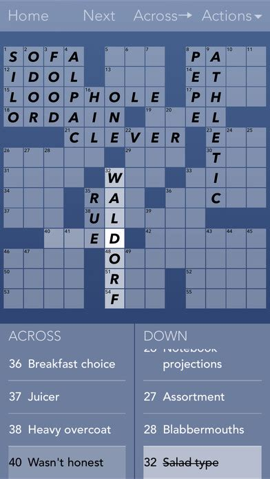 free puzzle for android 15 best crossword apps for android ios free apps for