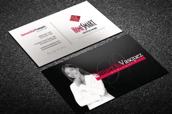 homesmart business card templates  shipping
