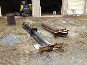 Underground Hydraulic Lift Removal