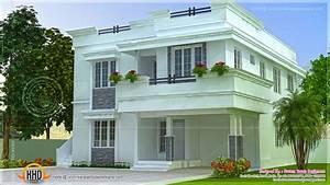 Modern beautiful home design