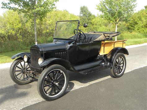 Model T Ford Tourer