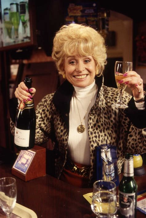 EastEnders bosses pay tribute to soap legend Barbara ...