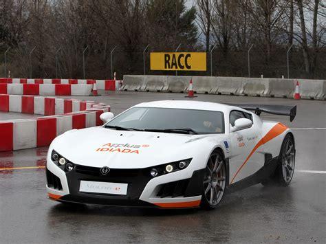 2013, Applus, Idiada, Volar e, Concept, Supercar ...