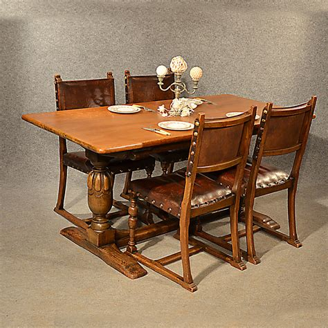 oak kitchen table antique oak kitchen dining table country six seater