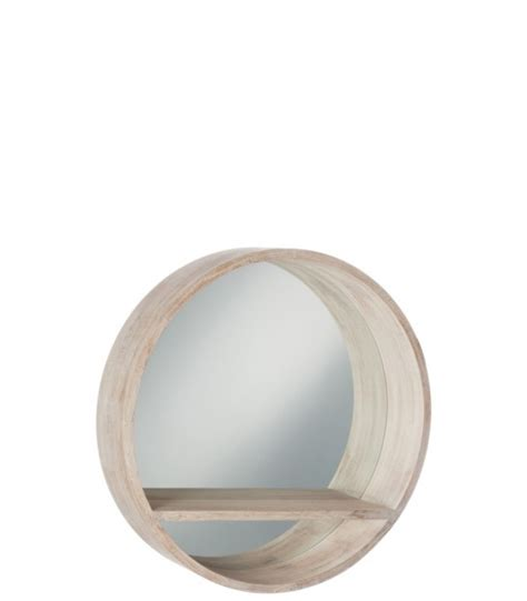 bouchon salle de bain miroir mural porte bijoux en laiton 224 suspendre wadiga