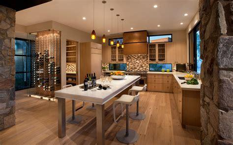 cave a vin de cuisine 12 ères d 39 intégrer une cave à vin dans votre cuisine