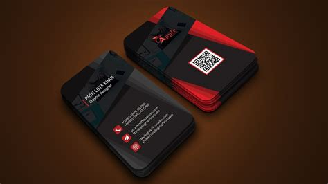 awesome  business card design photoshop tutorial youtube