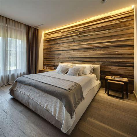 Da Letto Bellissima - semplice ma bellissima da letto con la parete della