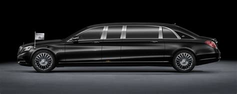 Mercedes-maybach S600 Pullman Is
