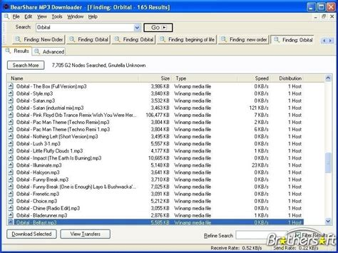 Download Free Bearshare Mp3 Downloader, Bearshare Mp3