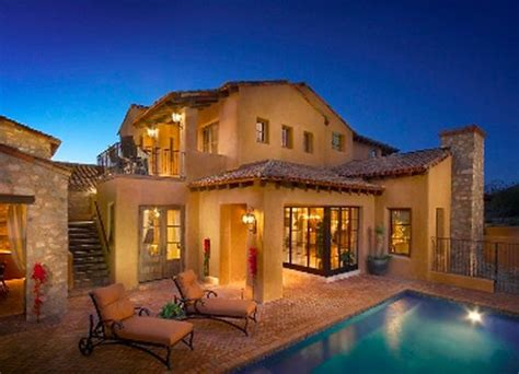 Casitas At Silverleaf Designed In Spanish Colonial And