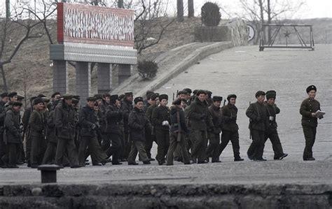 North Korean Hard Labor Prison Camps