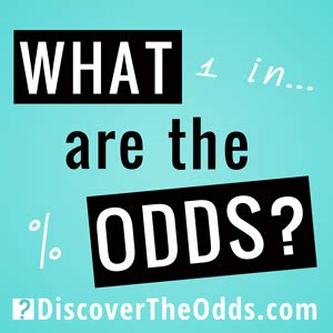 What Are The Odds? Podcast Discovertheoddscom