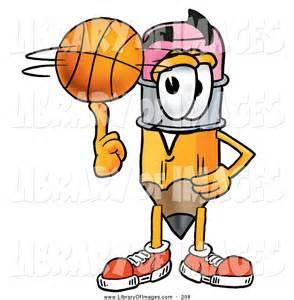 Basketball Cartoon Clip Art