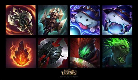 Artstation Icons For League Of Legends Jem Flores