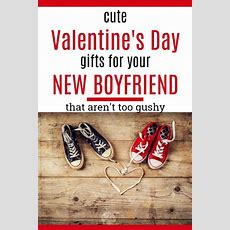 20 Valentine's Day Gifts For Your New Boyfriend  Unique Gifter