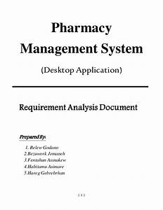 Sample Thesis Proposal Pharmacy