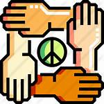 Unity Icon Icons Premium Flaticon Hands
