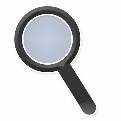 Magnifying Glass Icon Clipart Vector Icons Tidy