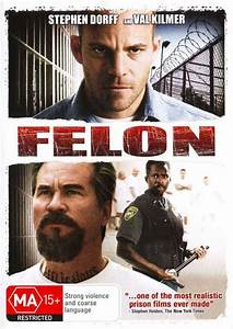 Felon Movie Posters From Movie Poster Shop