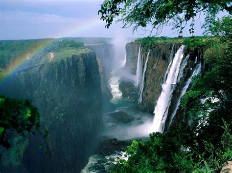 Ten World Largest Waterfalls Amazing