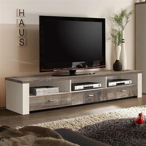 tv board eiche lowboard mad tv board fernsehkommode in eiche gewei 223 t