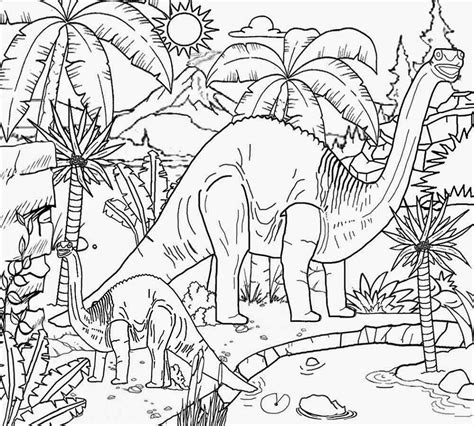 Coloring Jurassic World by Jurassic World Coloring Page Free Printable Coloring